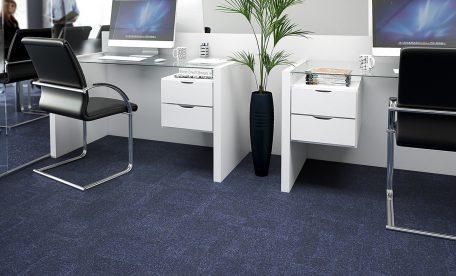 Ventajas de la alfombra modular vs alfombra de rollo